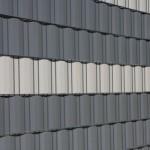 Doppelstabmattenzaun Sichtschutz aus Kunststoff